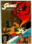 Doc Savage Comics V2 #7