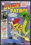 Doom Patrol #99