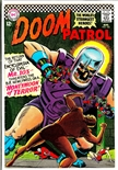 Doom Patrol #105