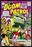 Doom Patrol #96
