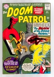 Doom Patrol #98