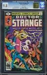 Doctor Strange #38
