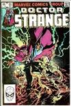 Doctor Strange #55
