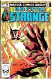 Doctor Strange #58