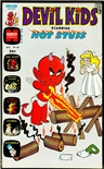 Devil Kids Starring Hot Stuff #62