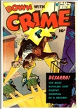 Down With Crime #1
