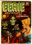 Eerie Adventures #1