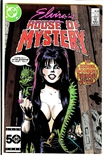 Elvira's House of Mystery #1