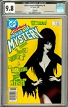 Elvira's House of Mystery #9