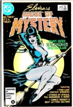 Elvira's House of Mystery #11