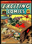 Exciting Comics #31