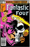 Fantastic Four #257