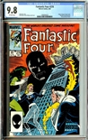 Fantastic Four #278