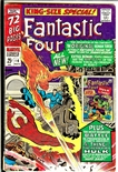 Fantastic Four Annual #4