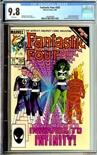 Fantastic Four #282
