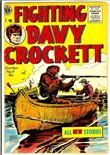 Fighting Davy Crockett #9