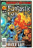Fantastic Four (Vol 3) #1