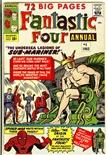 Fantastic Four Annual #1