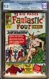 Fantastic Four Annual #1