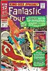 Fantastic Four Annual #4