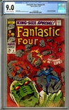 Fantastic Four Annual #6