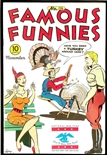 Famous Funnies #136