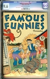 Famous Funnies #112