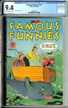 Famous Funnies #133
