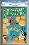 Famous Funnies #135