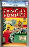 Famous Funnies #140