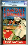 Famous Funnies #145