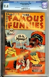 Famous Funnies #148
