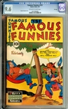 Famous Funnies #151