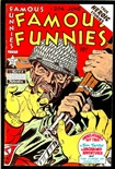 Famous Funnies #206
