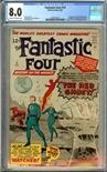 Fastastic Four #13