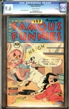 Famous Funnies #157