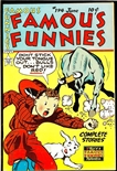 Famous Funnies #194