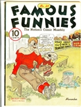 Famous Funnies #28
