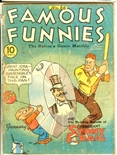 Famous Funnies #66