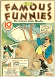 Famous Funnies #10