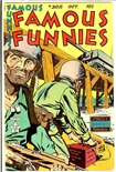 Famous Funnies #208