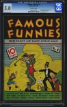 Famous Funnies #1