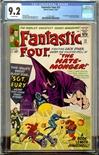 Fantastic Four #21