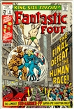 Fantastic Four Annual #8