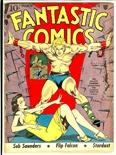 Fantastic Comics #4