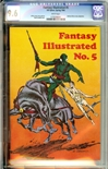 Fantasy Illustrated #5