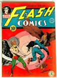 Flash Comics #27