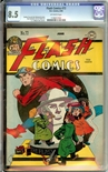 Flash Comics #72