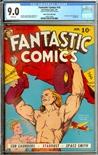 Fantastic Comics #14