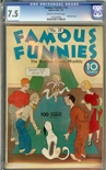 Famous Funnies #18